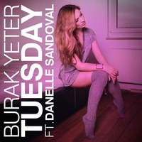 Cover of the track Tuesday (feat. Danelle Sandoval) - Single