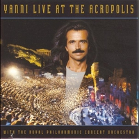 Cover of the track Yanni Live At the Acropolis