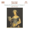 Cover of the album Soler: Sonatas for Harpsichord, Vol. 9