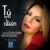 Couverture de l'album Tú Eres la Razón (feat. Qva Libre) - Single