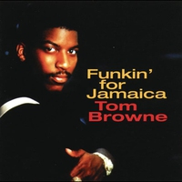 Cover of the track Funkin' for Jamaica