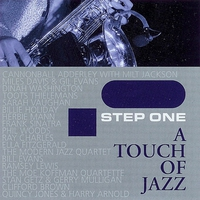 Cover of the track Step One, A Touch of Jazz