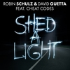 Cover of the track Shed a light @