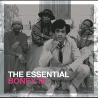 Cover of the track The Essential Boney M.