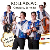 Cover of the track Goraľu Cy Či Ne Žaľ