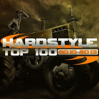 Cover of the track Hardstyle Top 100 2010-2013