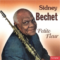 Cover of the track Sidney Bechet : Petite fleur