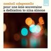 Couverture de l'album Pour une âme souveraine - A Dedication to Nina Simone