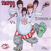Cover of the track Nazz vs. Toddzila