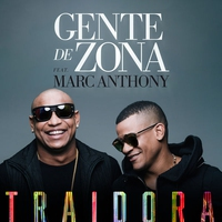 Cover of the track Traidora (feat. Marc Anthony) - Single