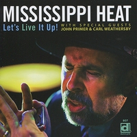 Cover of the track Let's Live It Up!