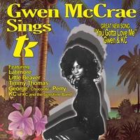 Couverture du titre Gwen McCrae Sings TK