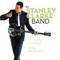 Couverture du titre The Stanley Clarke Band