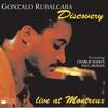 Couverture de l'album Discovery: Live at Montreux