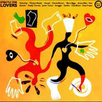 Cover of the track Strictly for Lovers
