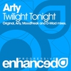 Cover of the track Twilight Tonight (Arty remode)