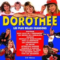 Couverture du titre Dorothée : Les plus belles chansons