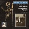 Couverture de l'album All That Jazz, Vol. 15: Fats Waller – The Flat Foot Floogee