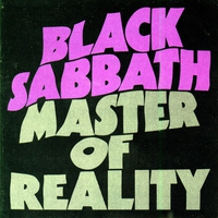 Couverture du titre Master of Reality