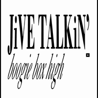 Couverture du titre Jive Talkin'