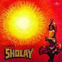 Couverture du titre Sholay (Original Motion Picture Soundtrack) - EP