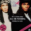 Cover of the album All Or Nothing US Remix Album