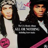 Couverture du titre All Or Nothing US Remix Album