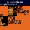 Couverture de l'album The Complete Blue Note and Capitol Recordings of Fats Navarro and Tadd Dameron