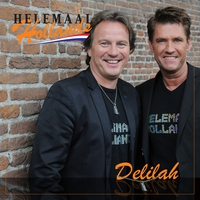 Cover of the track Delilah - Single