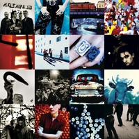 Cover of the track Achtung Baby