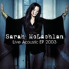 Cover of the album Live Acoustic EP 2003 - EP