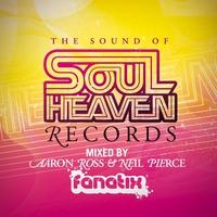 Couverture du titre The Sound of Soul Heaven Records (Mixed by Aaron Ross & Neil Pierce)
