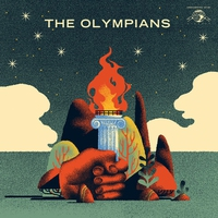 Cover of the track The Olympians