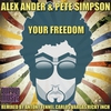 Cover of the track Your Freedom (Ricky Inch Vocal Mix)