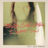 Couverture du titre I Want You (feat. CeCe Rogers) - EP