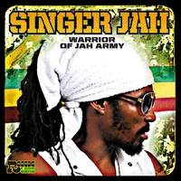 Cover of the track Warrior of Jah Army