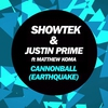 Couverture du titre Cannonball (Earthquake) (Kryder Rmx)