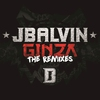 Couverture de l'album Ginza (The Remixes) - Single