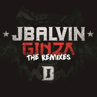 Cover of the track Ginza (The Remixes) - Single