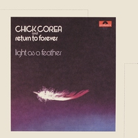 Cover of the track Light as a Feather