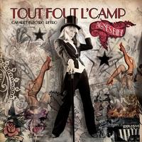 Cover of the track Tout fout l'camp (Cabaret électro rétro)