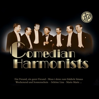 Cover of the track Comedian Harmonists
