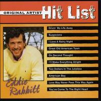Cover of the track Original Artist Hit List: Eddie Rabbit