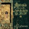 Couverture de l'album Return of the Marquis de Sade