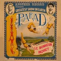 Cover of the track Le bonheur inquiet