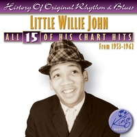 Cover of the track Little Willie John: All 15 of His Chart Hits from 1953-1962