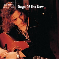 Couverture du titre The Definitive Collection: Days of the New