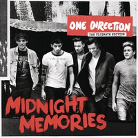 Couverture du titre Midnight Memories (Deluxe Edition)