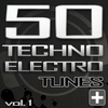 Couverture de l'album 50 Techno Electro Tunes, Vol. 1