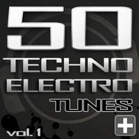 Couverture du titre 50 Techno Electro Tunes, Vol. 1